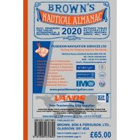 The Browns Nautical Almanac 2020