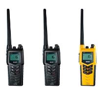 SAILOR SP3520 Portable VHF GMDSS laddare