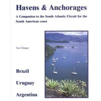 HAVENS & ANCHORAGES BRAZIL URUGUAY ARGENTINA
