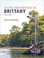 SECRET ANCHORAGES OF BRITTANY, 2016 3 th ED