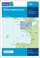 IMRAY C10 - WESTERN ENGLISH CHANNEL PASSAGE CHART