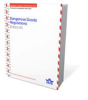 DANGEROUS GOODS REGULATIONS (IATA9063-61) 2020