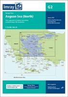 IMRAY G2 - AEGEAN SEA (NORTH) PASSAGE CHART