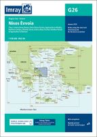 IMRAY G25 - NORTHERN SPORADES AND NORTH EVVOIA