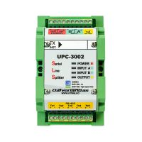 UPC 3002 - SERIAL LINE SPLITTER
