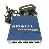 Switch Netgear 5 portar GS105